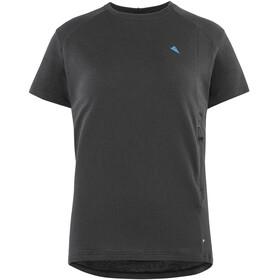 Klättermusen Vee Shortsleeve Shirt Women grey